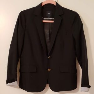 Gap Women's Blazer, Navy Blue